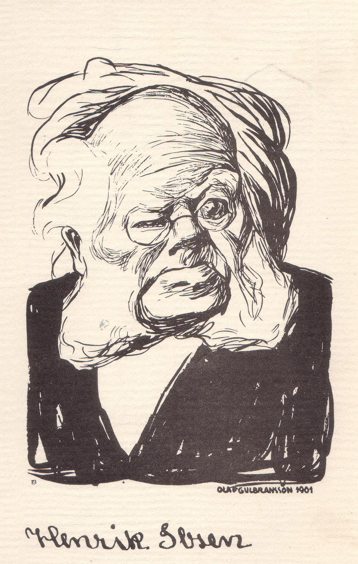 essays on ghosts by henrik ibsen